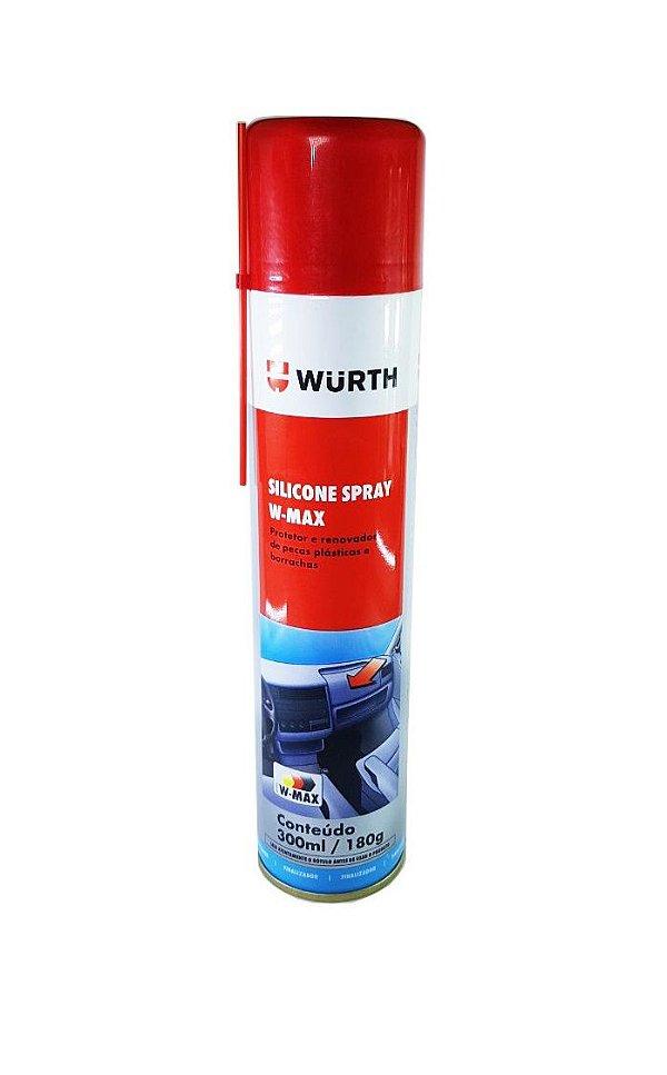 Silicone Spray W-Max Wurth Finalizador