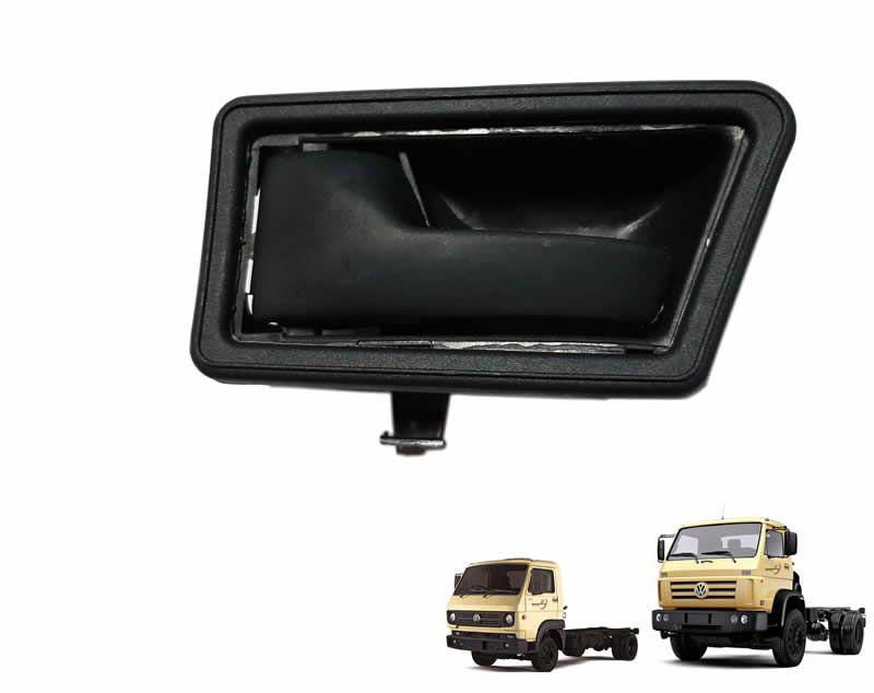 Maçaneta Interna Porta - Lado Passageiro LD - Caminhão VW Worker 2000 em Diante - 327837248