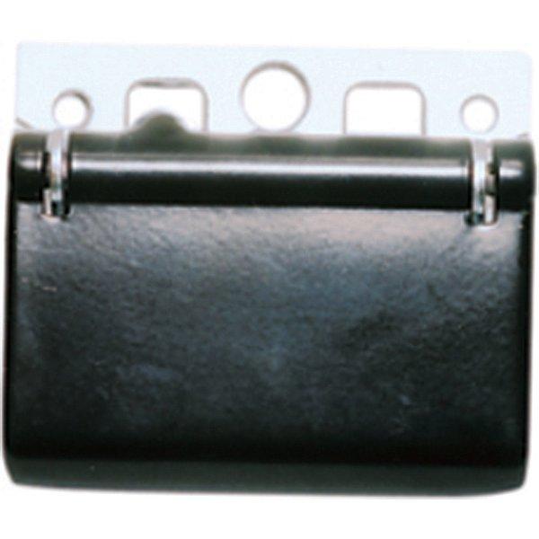 Maçaneta interna porta - Lado Motorista LE - Preto - Ford F1000 F11000 F14000 F22000 F4000 - 78TU8122601A