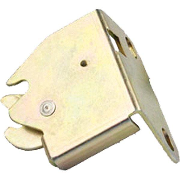 Fechadura inferior da grade do capô - Lado Passageiro LD - MB Atego Axor - 9737500184