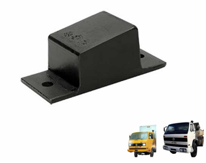 Coxim Traseiro Cabine Caminhão Vw 690 790s 7110s 11140 14140 11130 13130 14210 16210 - TJ3899425