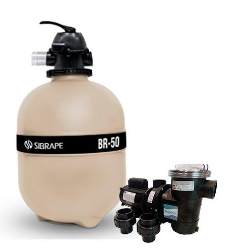 Conjunto Filtrante BR50 - SIBRAPE