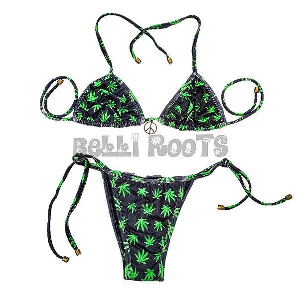 Biquini Ervas - Belli Roots