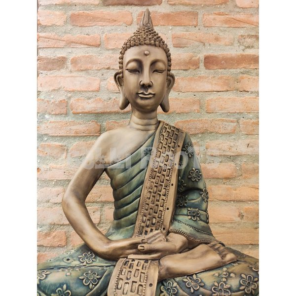 Escultura Buda Meditando - Grande