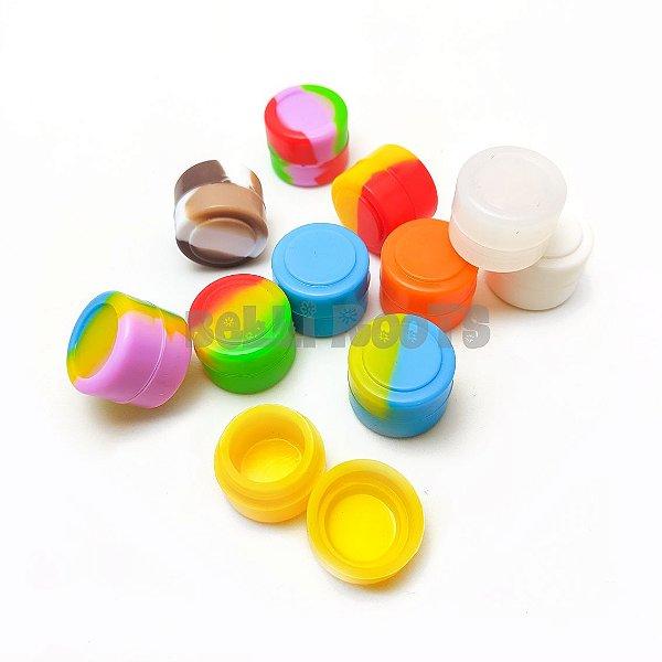 Pote de Silicone - Mini Slick Oil 3ml