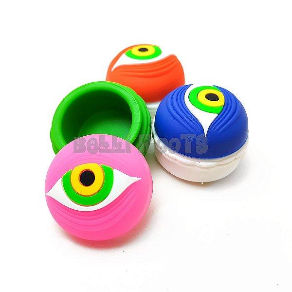 Pote de Silicone - Slick Oil Eyes Grande