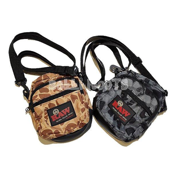Shoulder Bag RAW - Camuflada