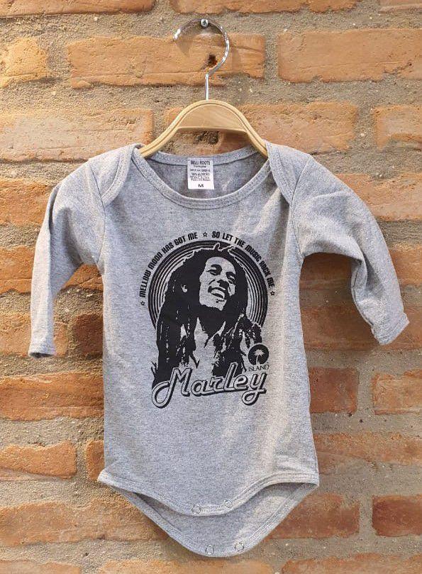 Bob Baby Reggae Bob - Cinza