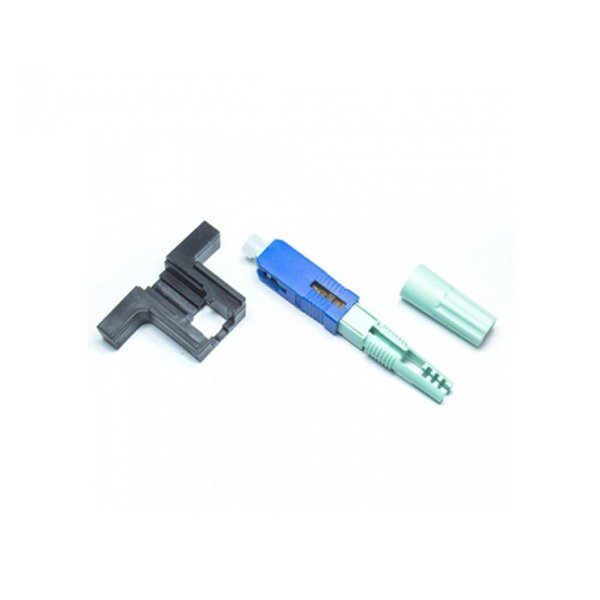 Conector Fast SC/UPC (Rosca) Tipo B - 10 unidades