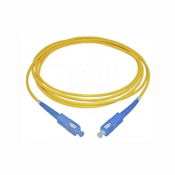 Patch Cord Óptico SC/UPC 2.0m