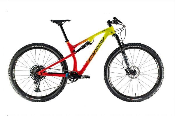 Oggi Cattura Pro Full GX 12V Amarelo e Vermelho