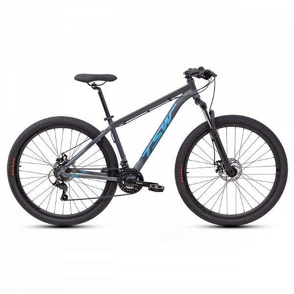 TSW Ride Cinza e Azul 21V