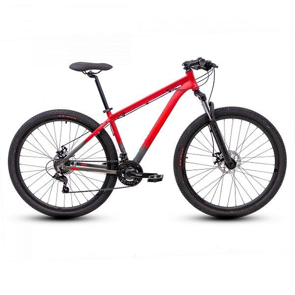 TSW Ride Vermelho e Cinza 21V