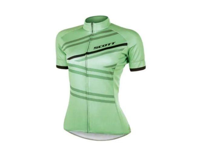 Blusa Scott Endurance 30 MC Verde