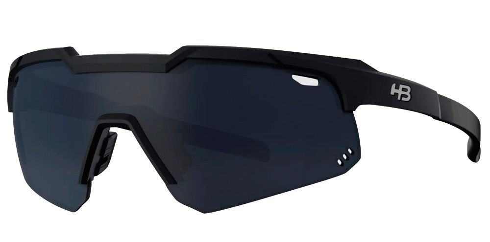 Óculos HB Shield Evo M Matte Black Gray