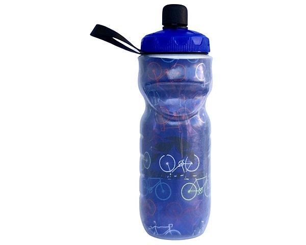 Caramanhola Termica 590ml Whistler Bikes Azul