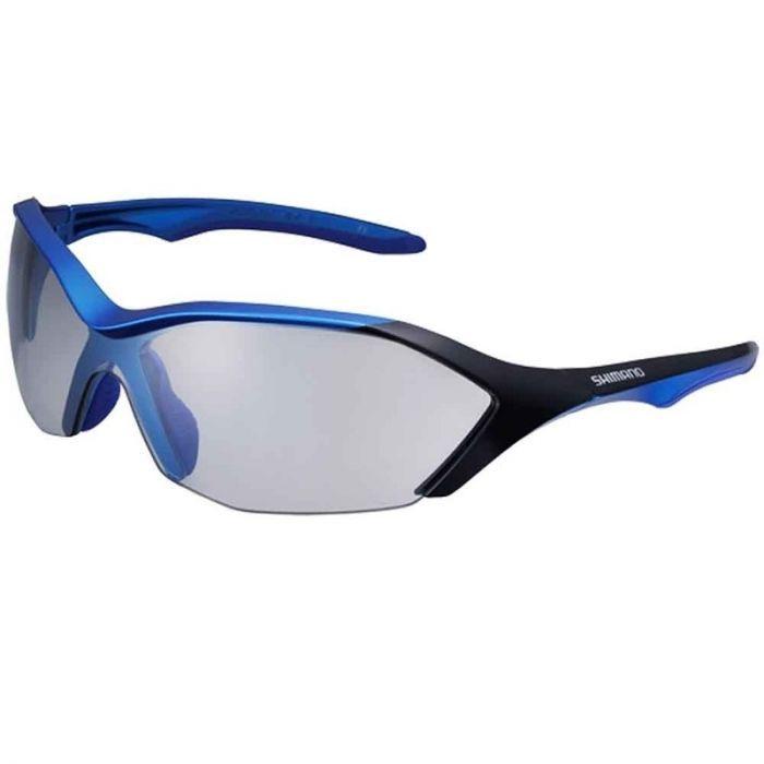 Óculos Shimano S71R-PH Azul Metico e Preto