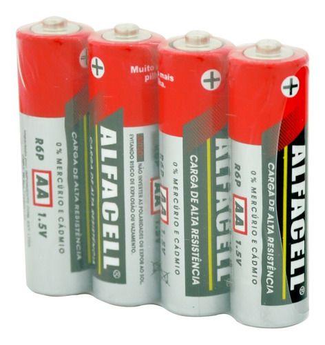 Bateria Alfacell AA R03P