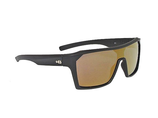 Óculos HB Carvin 2.0 Matte Black Gold
