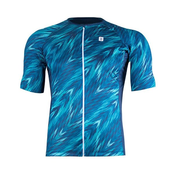 Camisa Furbo Masculino Arrow Azul