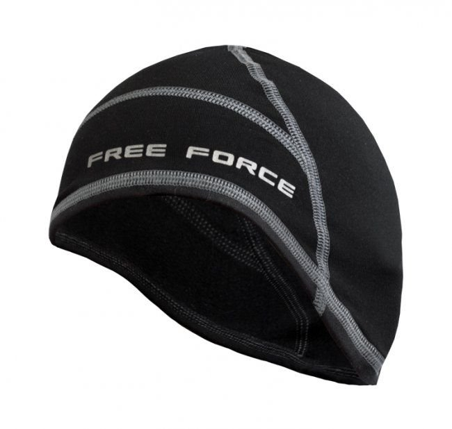 Gorro Termico Free Force Preta