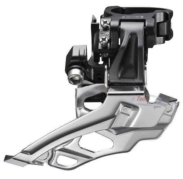Cambio Dianteiro 2x10V Shimano Deore FD-M616-B
