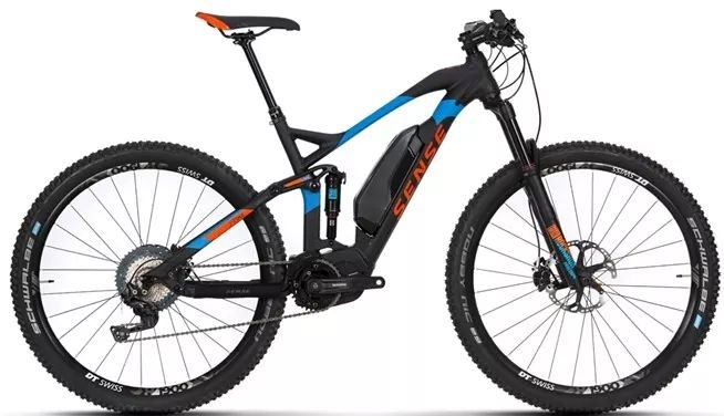 Mountain Bike Aro 29 Eletrica Sense Impulse E-trail (2019)