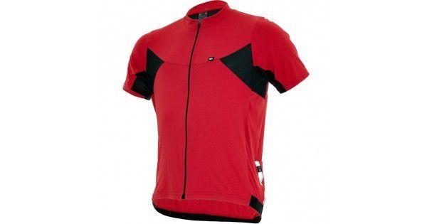 Camisa Marcio May Unissex Elite Vermelho/Preto