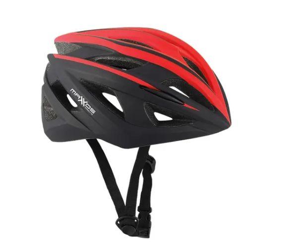 Capacete Mattos Racing Bike (G) Vermelho
