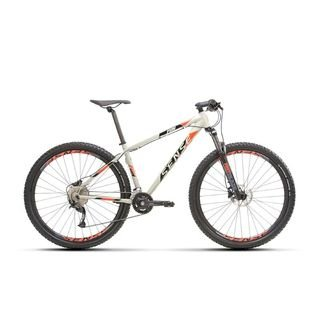 Bicicleta Aro 29 Sense Fun Evo (2021) Cinza/Vermelho