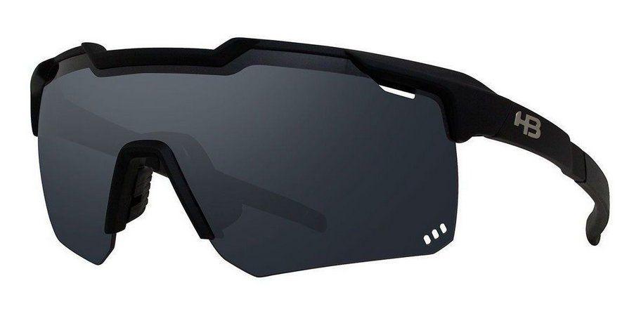 Oculos HB Kit Shield Evo R Matte Black 10103400243062