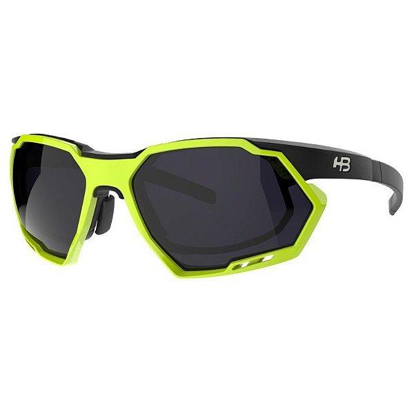 Oculos HB Rush M Black N Yello Gray P02760537001
