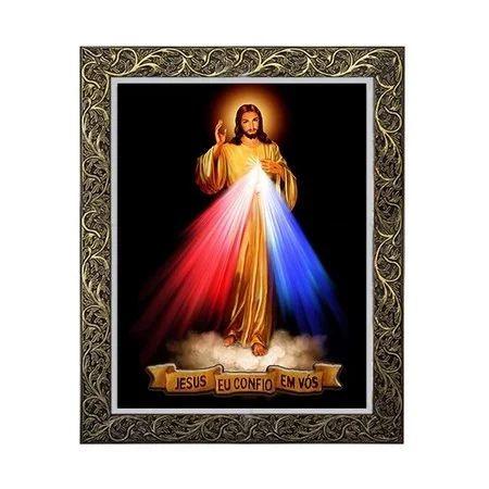 Quadro Jesus Misericordioso 2