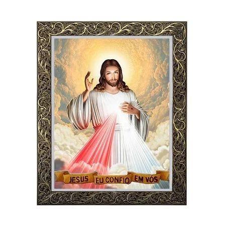 Quadro Jesus Misericordioso 3