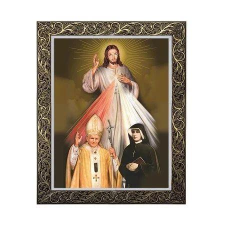 Quadro Jesus Misericordioso 4