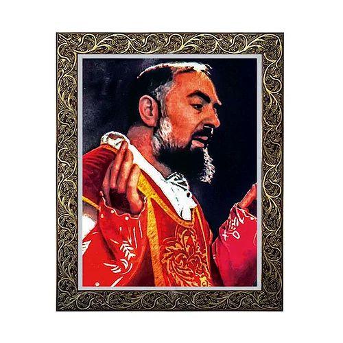 Quadro de Padre Pio 4