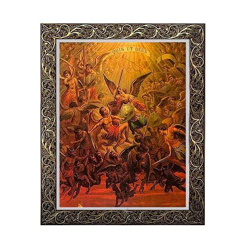 Quadro de São Miguel Arcanjo 3