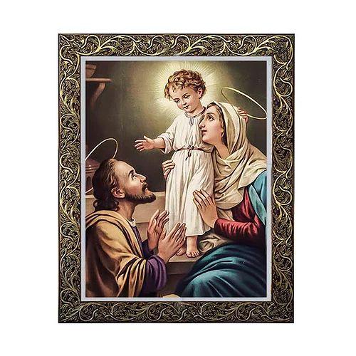 Quadro Sagrada Família 2