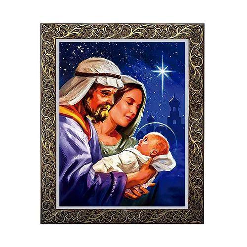 Quadro Sagrada Família 4