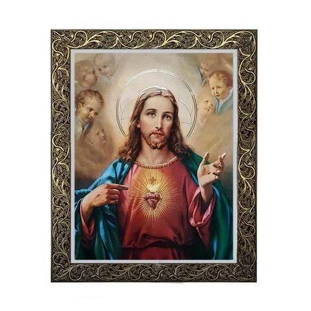 Quadro do Sagrado Coração de Jesus 2