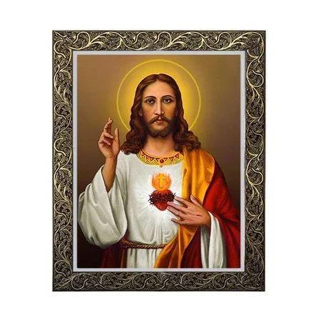 Quadro do Sagrado Coração de Jesus 3