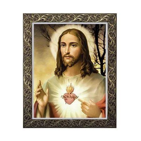 Quadro do Sagrado Coração de Jesus 5