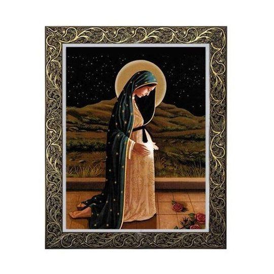 Quadro Nossa Senhora Guadalupe Mãe da Vida 1