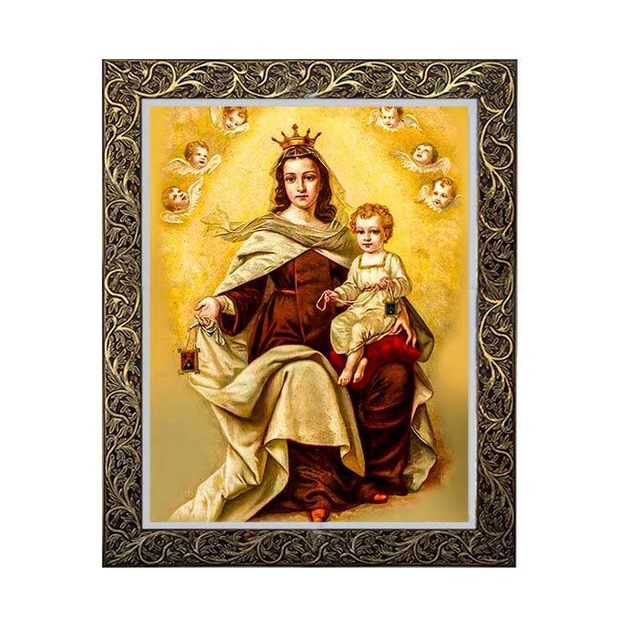 Quadro Nossa Senhora do Carmo 2