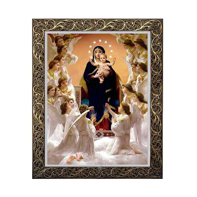 Quadro Nossa Senhora dos Anjos 1