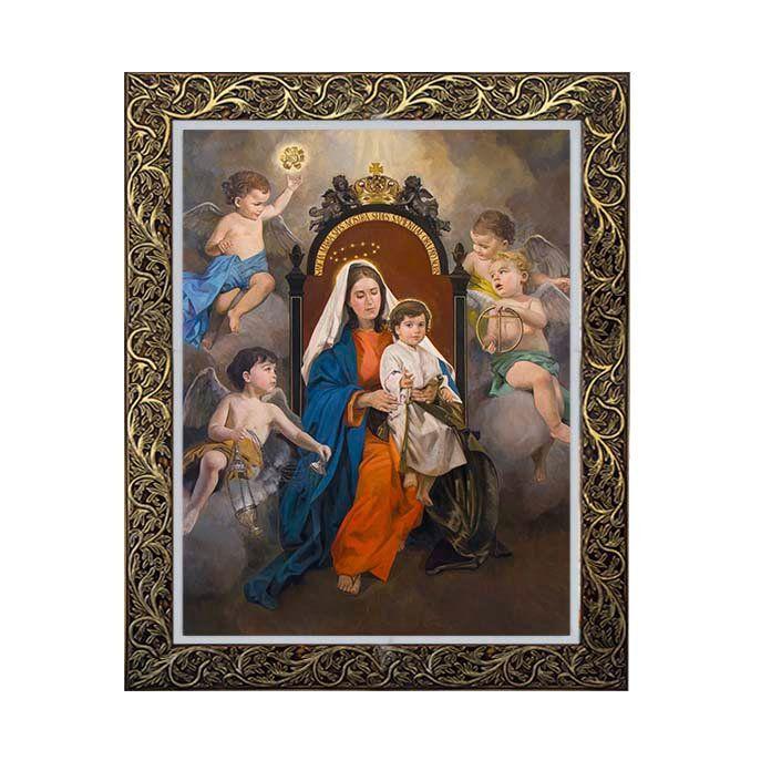 Quadro Mãe de Jesus 3