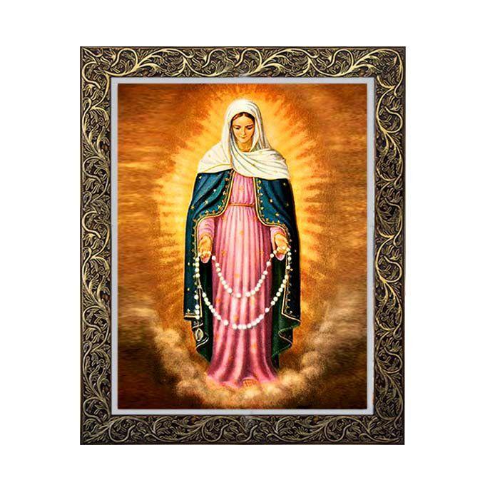 Quadro Nossa Senhora das Lágrimas  1