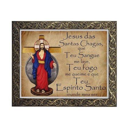 DUPLICADO - Quadro Santas Chagas  2