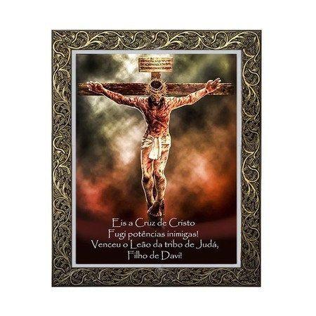 Quadro Jesus na Cruz 2