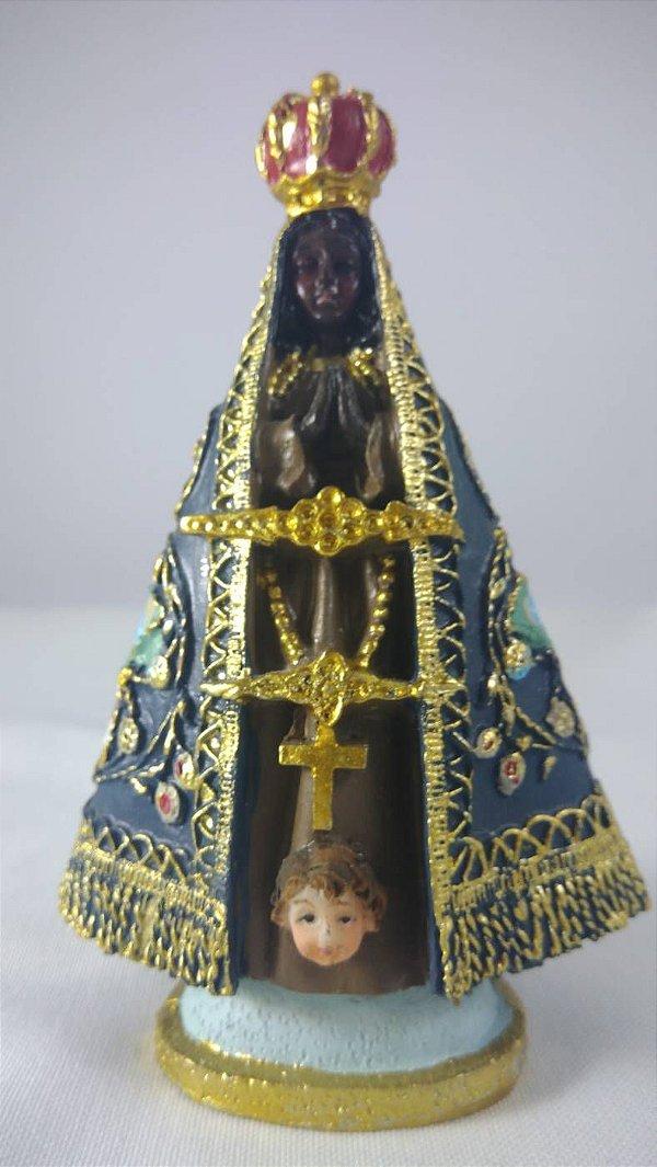 Nossa Senhora Aparecida Resina 11cm